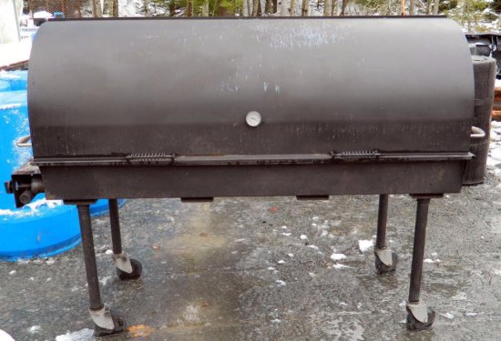 Model PG-2460-II | PORTA-GRILL II Liquid Propane Gas Fired Grill
