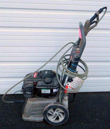 Troy-Bilt 3100 P.S.I. Pressure Washer