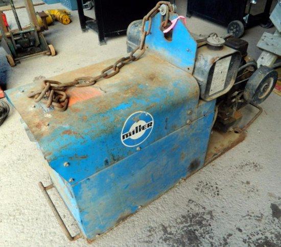 Miller Bluestar 2e AC/DC Arc Welder Generator