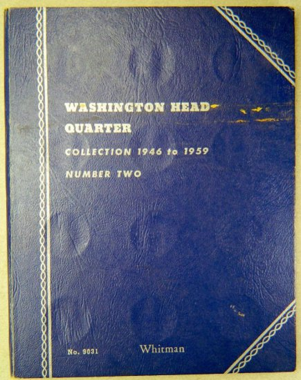 1946-1959 Washington Head Quarters Whitman Folder Collection