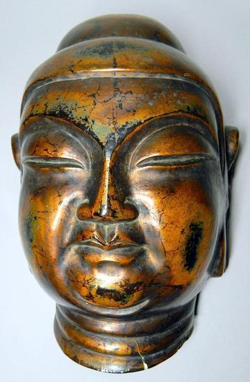 Buddah Mask Wall Hanging