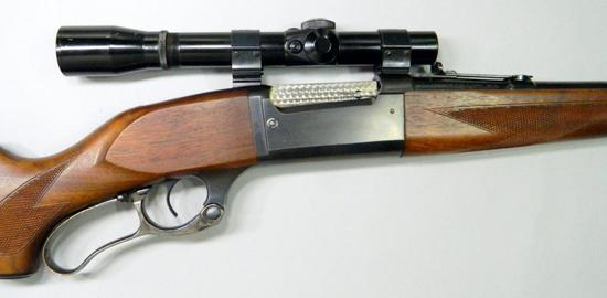 Savage Model 99 .250-3000 Caliber Lever Rifle