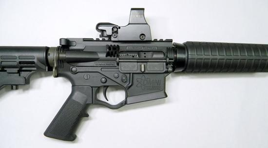 American Tactical Omni Hybrid AR-14 .223 Semi Auto Rifle