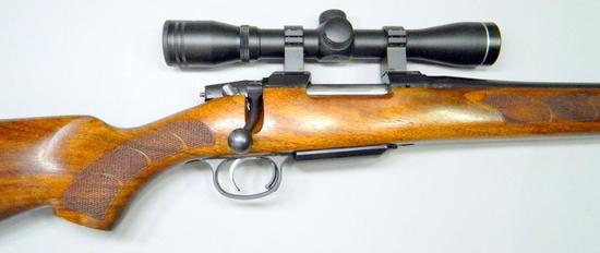 CZ Model 557 .243 Bolt Rifle with Scope