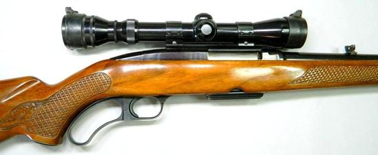 Winchester Model 88 .308 Cal Rifle with Scope