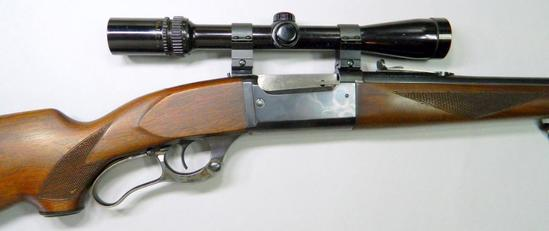 Savage Model 99 .300 Savage Rifle with Scope