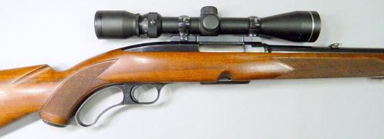 Winchester Model 88 .308 Lever-action Rifle with Scope
