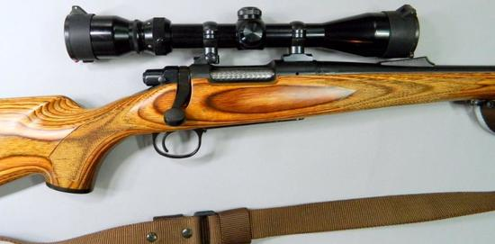 Remington Model Seven .223 Rem Bolt Rifle with Scope
