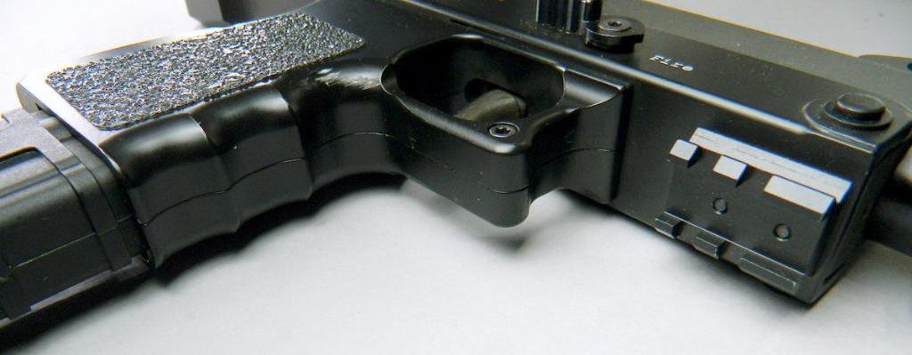 Lot: Masterpiece Arms Grim Reaper 9mm Semi-auto Pistol