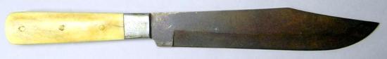Confederate States Civil War CS 1861 Combat Bowie Knife