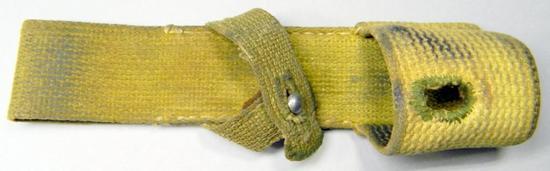 German WW2 Army Afrika Korps Tropical Combat Bayonet Frog