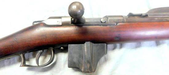 Dutch Beaumont M1871 Military Rifle