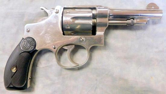 Smith & Wesson Hand Ejector .32L Revolver