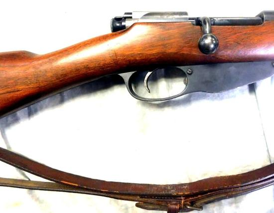 Dutch Hemburg M.95C Bolt Rifle