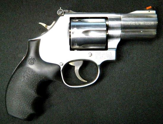 Smith & Wesson Model 686 Plus .357 Cal Seven-shot Revolver