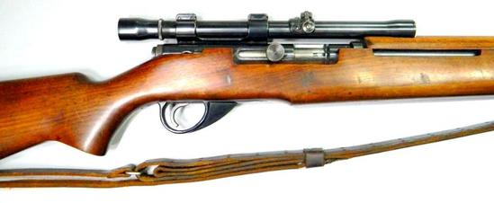 Springfield Armory Model 87M .22LR Caliber Semi-auto Rifle