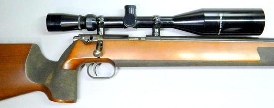 Anschutz Model 64 Silhouette .22 Caliber Single Shot Bolt-action Rifle