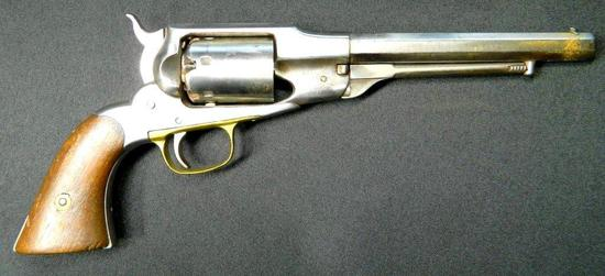 Remington Model 1858 .36 Cal Six-shot Revolver