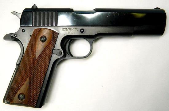 Essex Arms Corp Model 1911 .45 ACP Cal Semi-auto Pistol