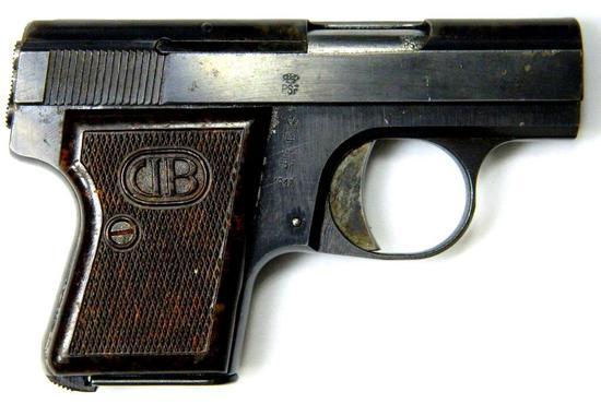 Bernardelli Pistola Aut 6.35mm Cal Semi-auto Pistol