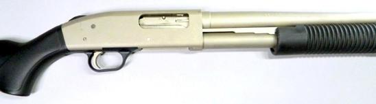 Mossberg Model 590 12 Gauge Pump Shotgun