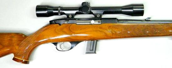 Weatherby Mark XXII .22 Caliber Semi-auto Rifle