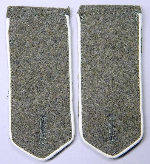 Imperial German WWI Army Infantry EM Shoulder Boards