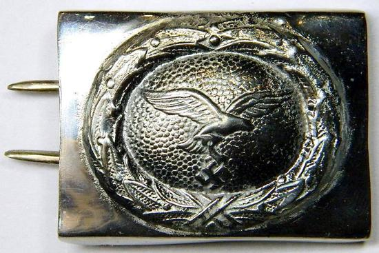 Luftwaffe EM Parade Belt Buckle, German WWII