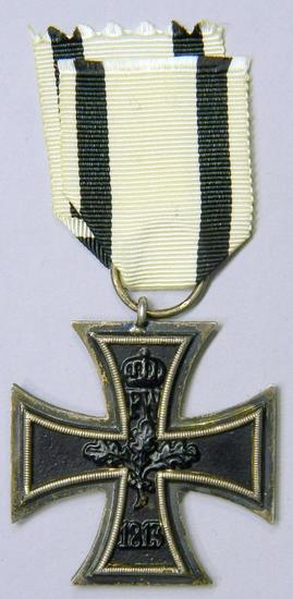 Imperial German WWI 2nd Class Iron Cross