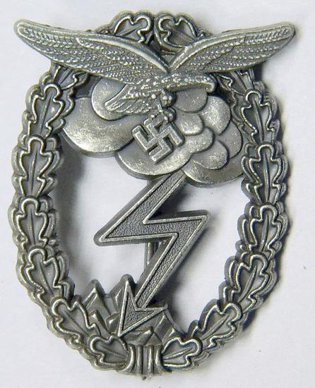 Luftwaffe Ground Combat Badge, German WWII