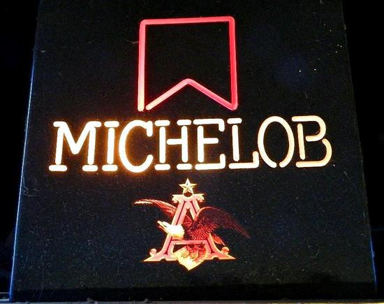 Michelob Beer Neon Sign