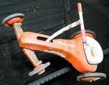1950's Metal Speedster Pedal Car