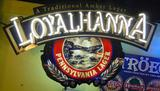 Loyalhanna Pennsylvania Lager Neon Beer Sign