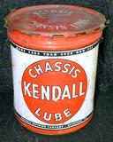 Kendall Chassis Lube Oil Bucket