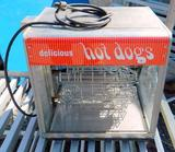 Delicious Hot Dog Warmer