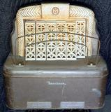Antique Deacharn Ceramic Gas Space Heater