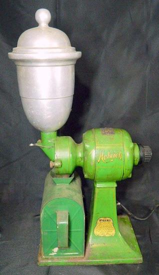 Fantastic Electric Holwick Coffee Grinder, No. 4A Mill