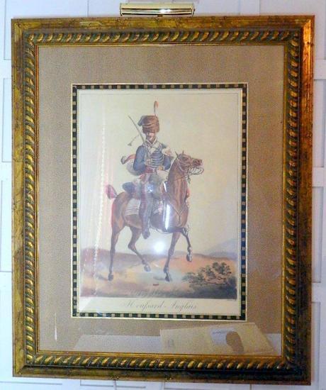 Houssard Anglais Framed Art Print