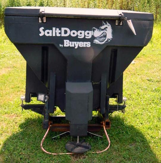 SaltDogg Hopper Salt Spreader