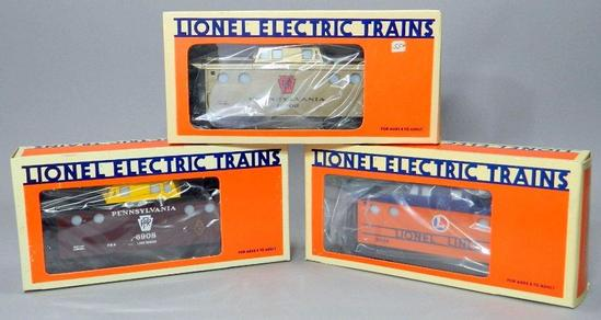 Lionel Electric Trains Porthole Cabooses