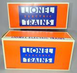 Lionel Electric Trains Accessories - Operating Freight Station and Santa Fe Burro Crane