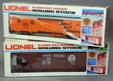 Lionel O and 027 Gauge Rolling Stock Box Cars