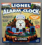 Lionel 100th Anniversary Alarm Clock, 1900-2000, NIB