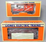 Lionel Electric Trains New York Central and Southern Pacific
