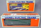 Lionel Electric Trains Bunk Car and Caboose