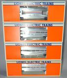 Wow! Lionel Electric Trains Sequentially-Numbered Amtrak Cars, 19100-19103