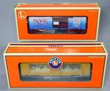 Lionel NYC Ice Car and Pony Express Mint Car