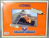 Lionel Operating Forklift Platform