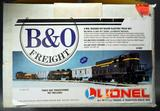 Lionel B&O Freight Train Set