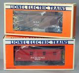 Lionel Electric Trains - Cabooses